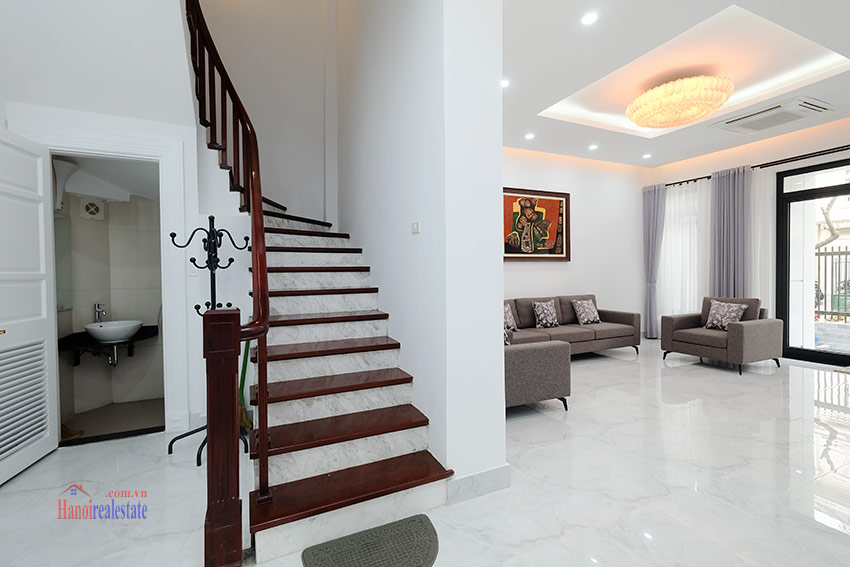 Ciputra: Sparkling newly renovated 4-bedroom house in C Block, near UNIS 10