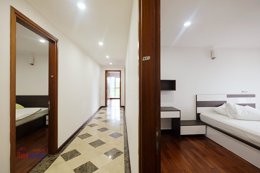 Ciputra: Splendid 04BRs apartment fully furnished in L2 11