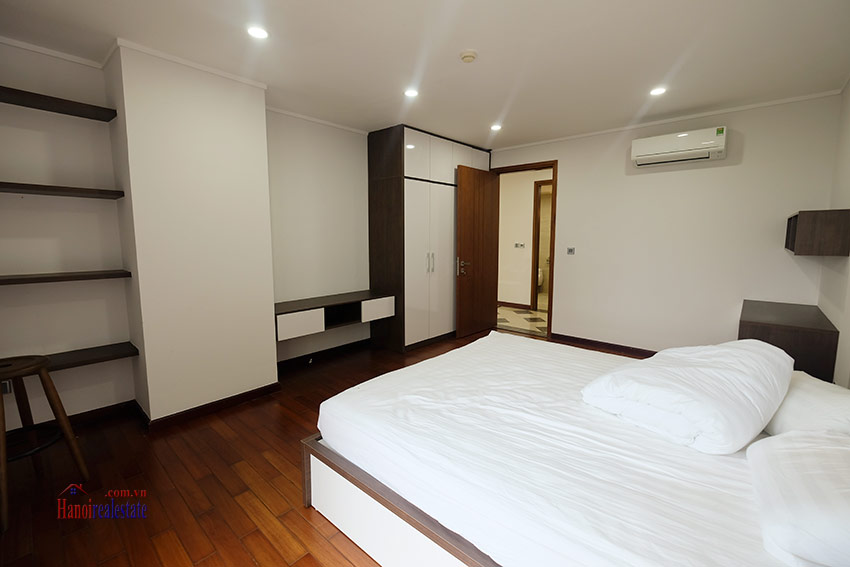 Ciputra: Splendid 04BRs apartment fully furnished in L2 13