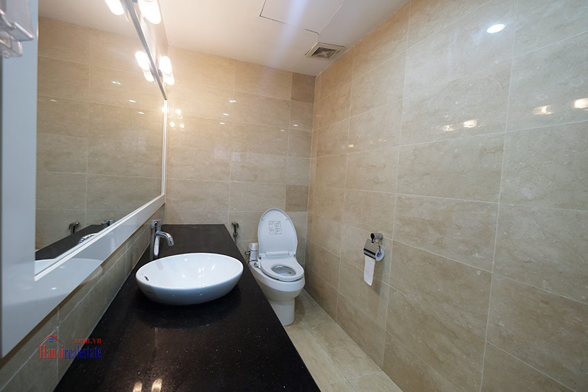Ciputra: Splendid 04BRs apartment fully furnished in L2 21