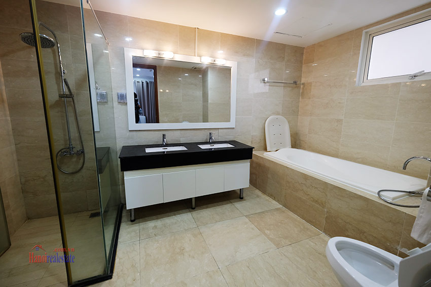 Ciputra: Splendid 04BRs apartment fully furnished in L2 24