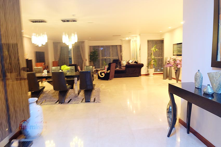 Ciputra: Stunning 04BRs apartment at L2, well designed 2