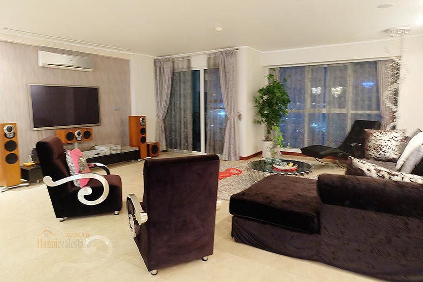 Ciputra: Stunning 04BRs apartment at L2, well designed 4