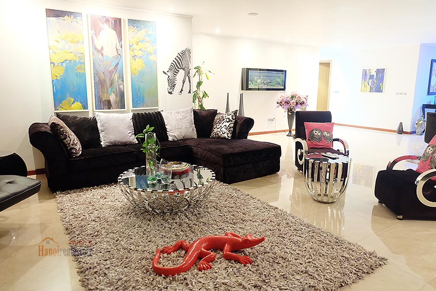 Ciputra: Stunning 04BRs apartment at L2, well designed 5