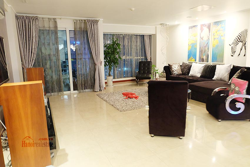 Ciputra: Stunning 04BRs apartment at L2, well designed 6