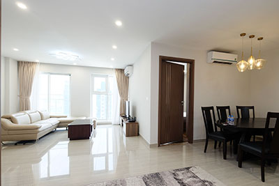 Ciputra: Stunning Golf course view 03BRs apartment on high floor of L3 Tower