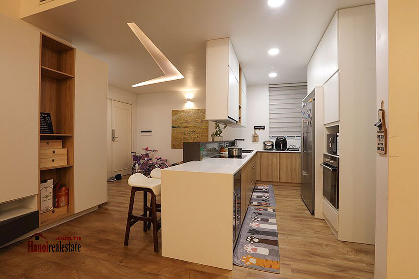 Ciputra: Super awesome 04BRs penthouse in G block, newly renovated 5