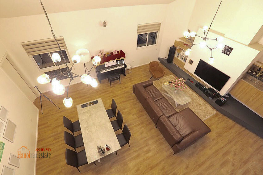 Ciputra: Super awesome 04BRs penthouse in G block, newly renovated 7