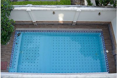 Ciputra: Swimming pool modern 05BRs house in T block