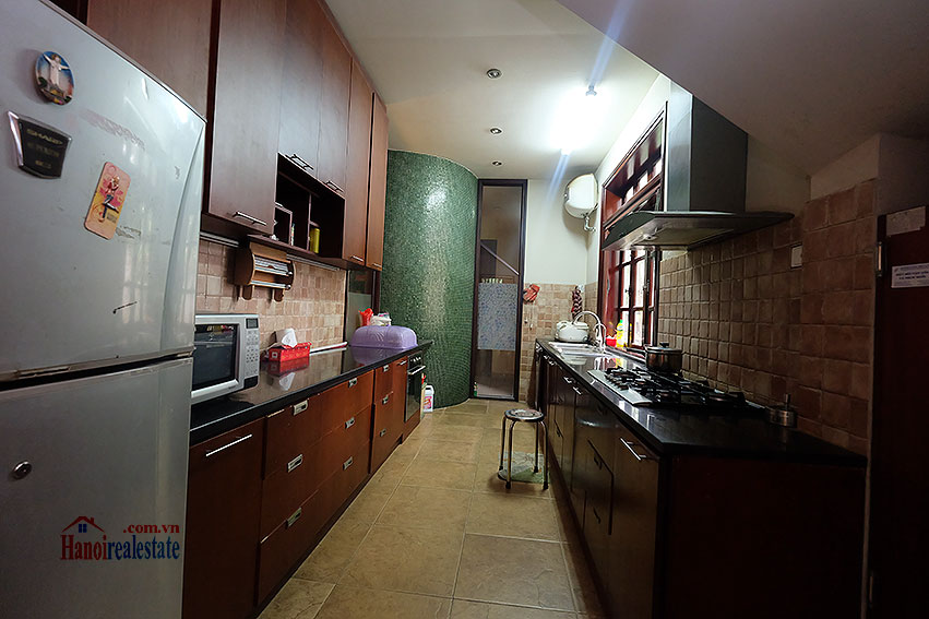 Ciputra: The glamorous 06BRs villa for rent in C block Ciputra, lovely garden 10