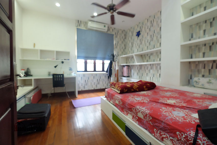 Ciputra: The glamorous 06BRs villa for rent in C block Ciputra, lovely garden 17