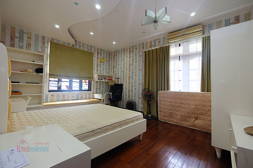 Ciputra: The glamorous 06BRs villa for rent in C block Ciputra, lovely garden 18