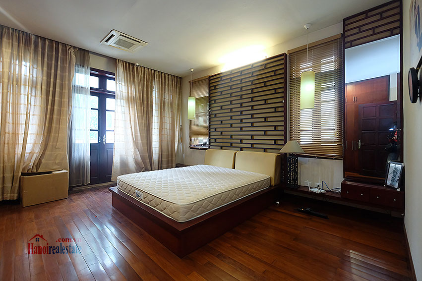 Ciputra: The glamorous 06BRs villa for rent in C block Ciputra, lovely garden 19
