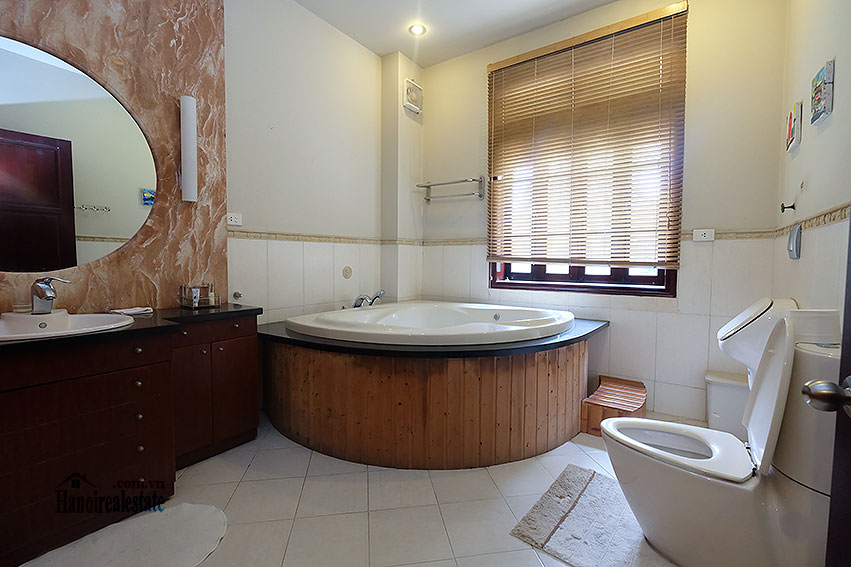 Ciputra: The glamorous 06BRs villa for rent in C block Ciputra, lovely garden 21