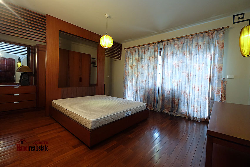 Ciputra: The glamorous 06BRs villa for rent in C block Ciputra, lovely garden 26