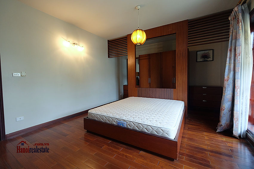 Ciputra: The glamorous 06BRs villa for rent in C block Ciputra, lovely garden 27