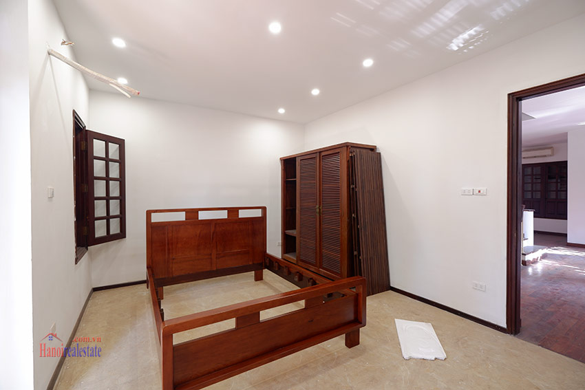 Ciputra: Traditional renovated cornered 04BRs house in C1, short walk to UNIS 12