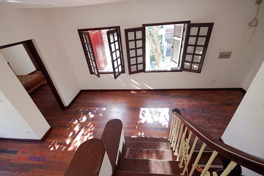 Ciputra: Traditional renovated cornered 04BRs house in C1, short walk to UNIS 23