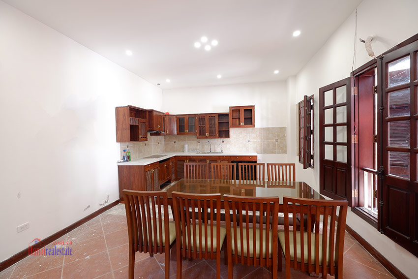 Ciputra: Traditional renovated cornered 04BRs house in C1, short walk to UNIS 8