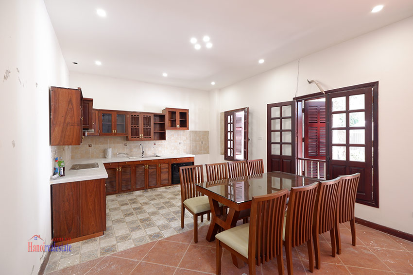 Ciputra: Traditional renovated cornered 04BRs house in C1, short walk to UNIS 9