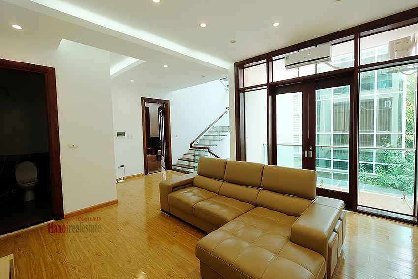 Ciputra: Typical 02BRs house in T block, fully furnished 12