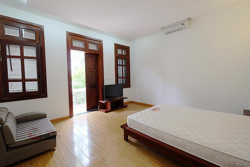 Ciputra: Typical 02BRs house in T block, fully furnished 14