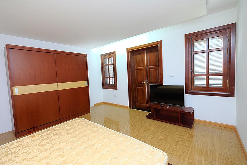 Ciputra: Typical 02BRs house in T block, fully furnished 19