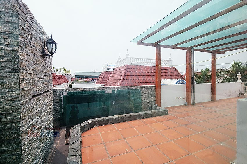 Ciputra: Typical 02BRs house in T block, fully furnished 25