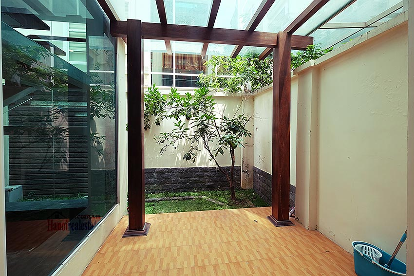Ciputra: Typical 02BRs house in T block, fully furnished 9