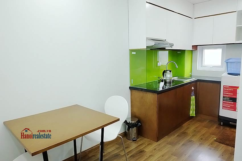 Cozy 01 bedroom apartment in Ba Dinh, walking distance to Lotte Center 1