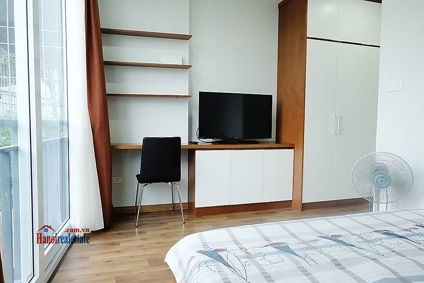 Cozy 01 bedroom apartment in Ba Dinh, walking distance to Lotte Center 4