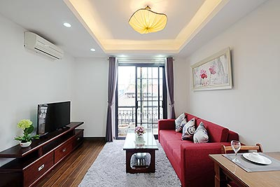 Cozy 01br apartment in alley 12 Dao Tan, Ba Dinh Dist