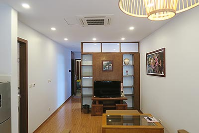 Cozy 01BR apartment in Ba Dinh, 5-minute walking to Lotte Building