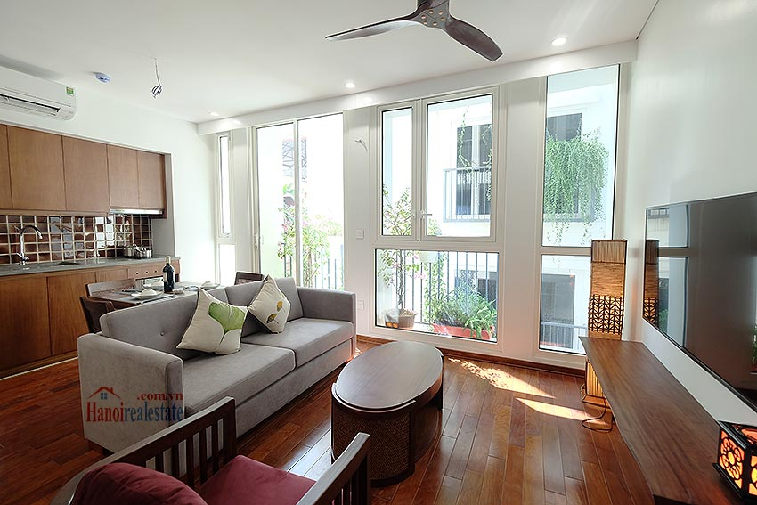 Cozy 02BRs apartment to lease at Kim Ma, brand new 2