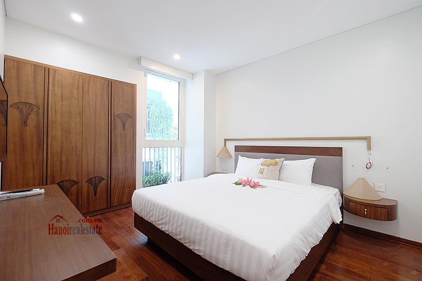 Cozy 02BRs apartment to lease at Kim Ma, brand new 5