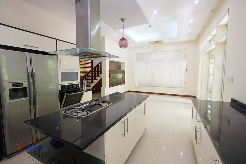 Cozy 06 BRs house with 350m land area, unfurnished in C1 Ciputra 10