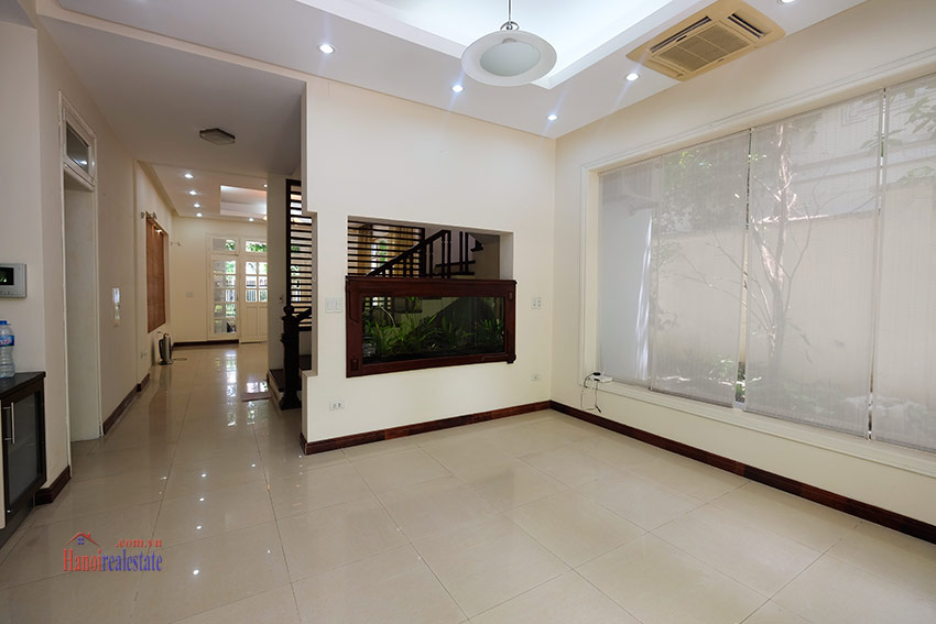 Cozy 06 BRs house with 350m land area, unfurnished in C1 Ciputra 13