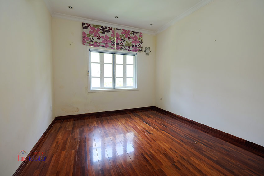 Cozy 06 BRs house with 350m land area, unfurnished in C1 Ciputra 19