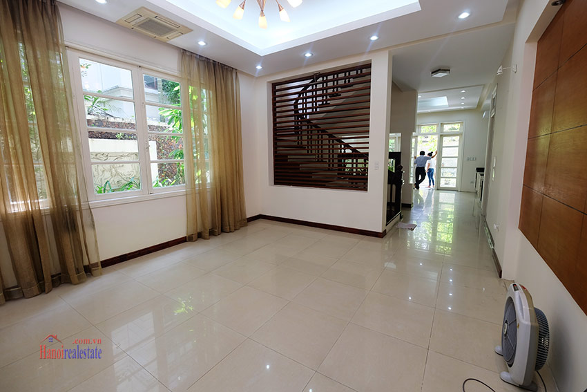 Cozy 06 BRs house with 350m land area, unfurnished in C1 Ciputra 7