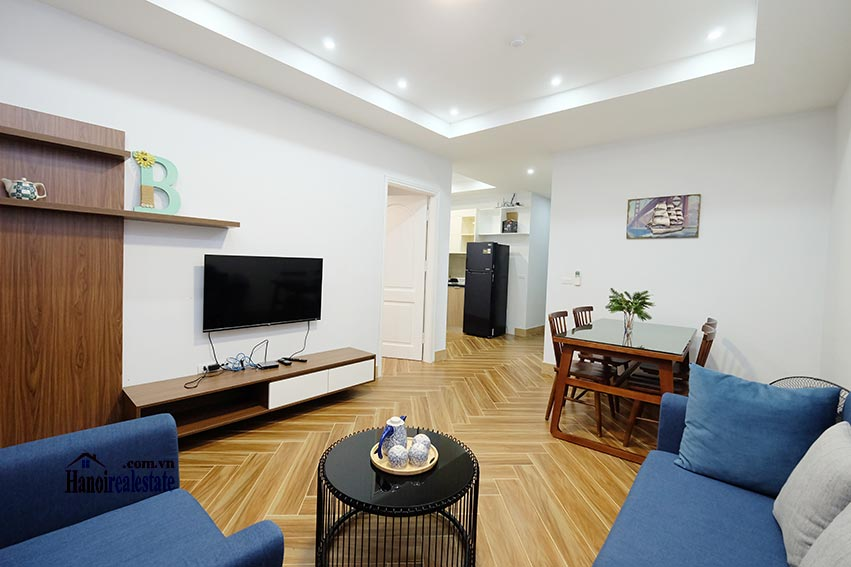 Cozy 1-bedroom apartment for rent in the heart of Hanoi city center 2
