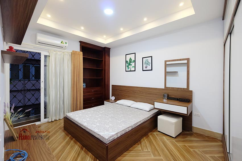 Cozy 1-bedroom apartment for rent in the heart of Hanoi city center 5