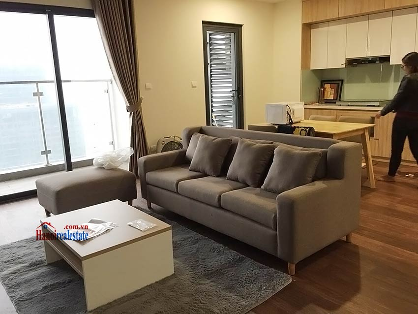 Cozy apartment for rent in Imperia Garden, Thanh Xuan Dist 2