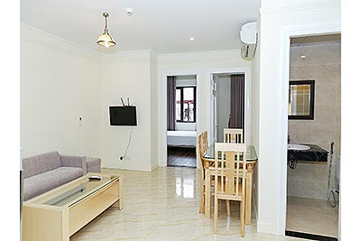Cozy apartment in Doi Can street, Ba Dinh, 02 bedrooms