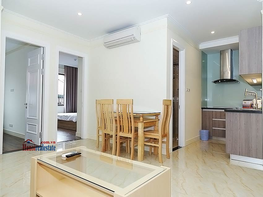 Cozy apartment in Doi Can street, Ba Dinh, 02 bedrooms 1