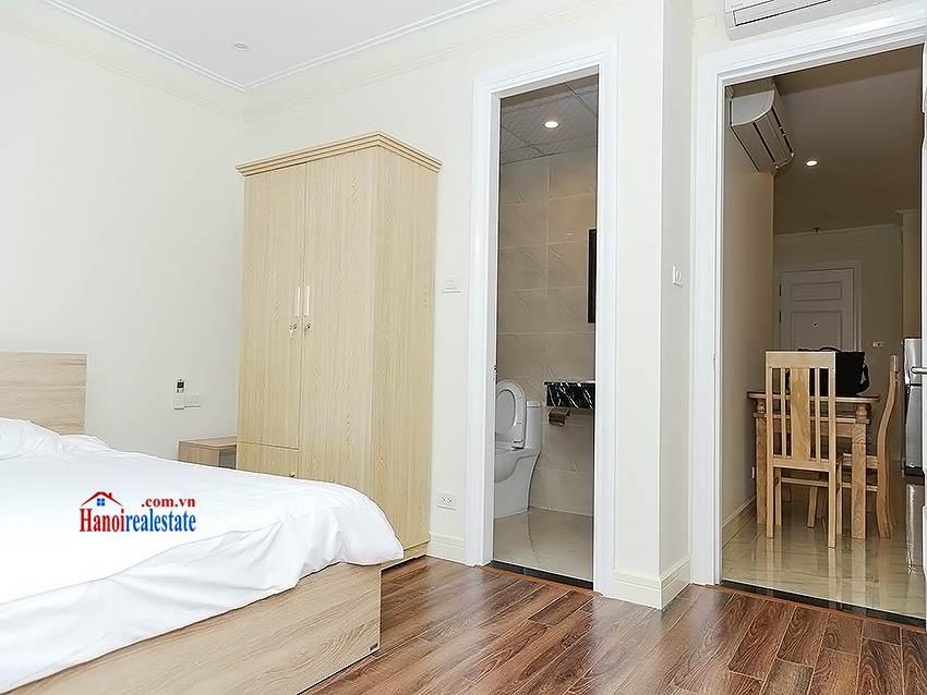 Cozy apartment in Doi Can street, Ba Dinh, 02 bedrooms 12