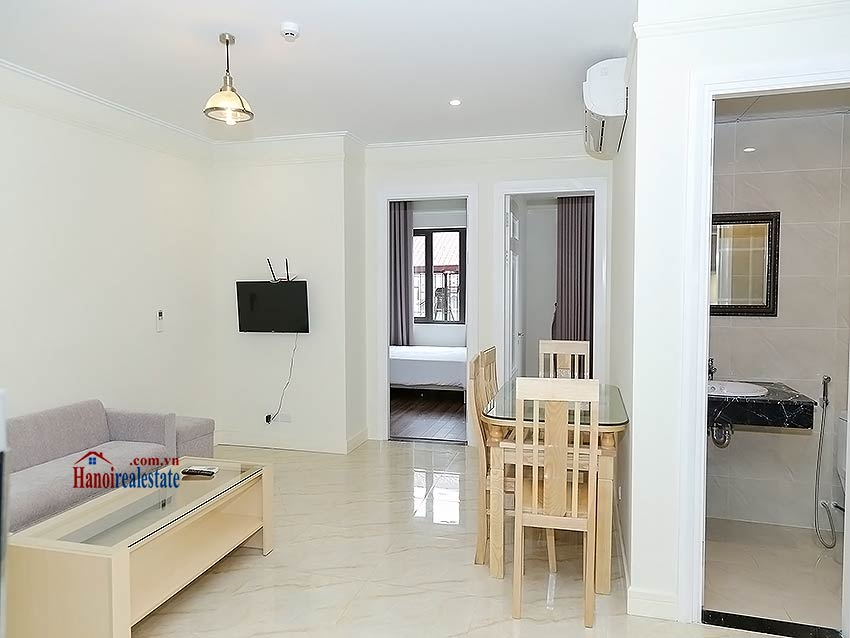 Cozy apartment in Doi Can street, Ba Dinh, 02 bedrooms 2