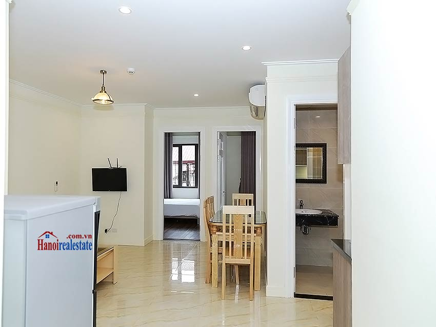 Cozy apartment in Doi Can street, Ba Dinh, 02 bedrooms 4