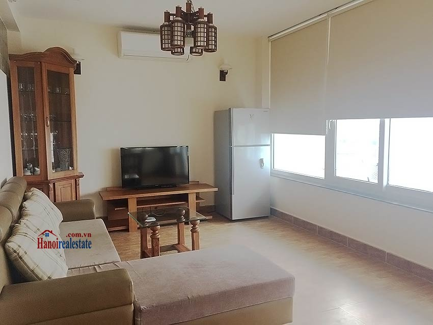 Cozy apartment with 01 bedroom in Nghi Tam Village, lake view 1