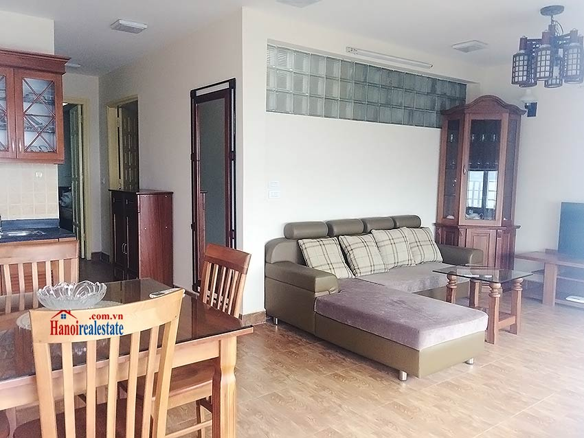 Cozy apartment with 01 bedroom in Nghi Tam Village, lake view 2
