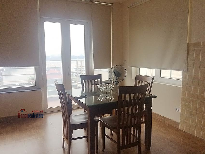 Cozy apartment with 01 bedroom in Nghi Tam Village, lake view 4
